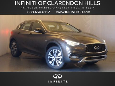 New 2017 INFINITI QX30 Premium & Navigation Packages AWD