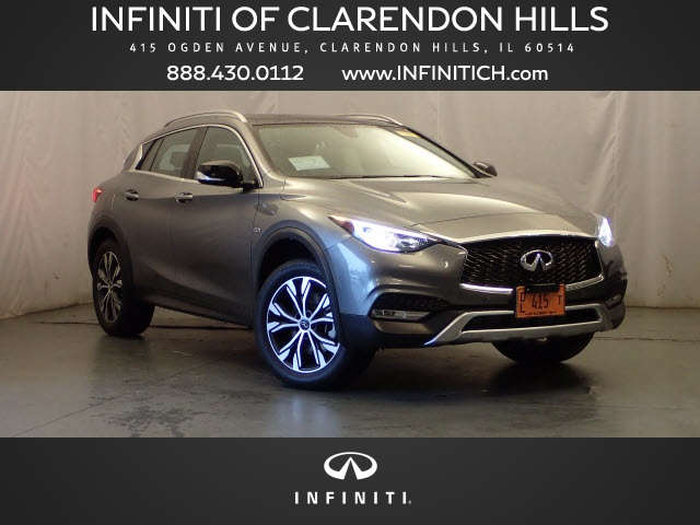 New 2017 INFINITI QX30 Premium & Navigation Packages